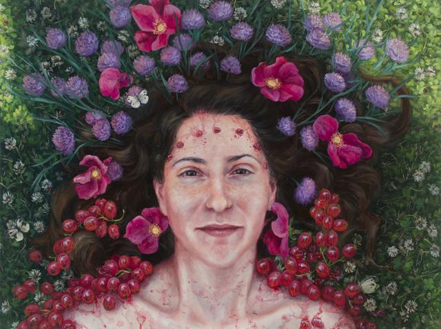 , 'Andrea,' 2016, Anna Zorina Gallery