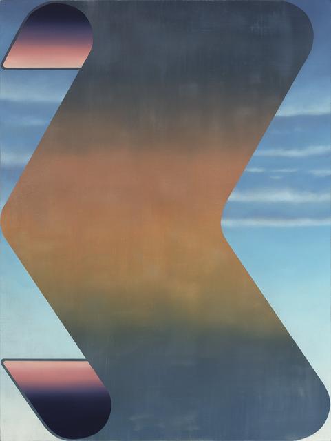 , 'Midnight Rainbow,' 2017, Tempe Digital