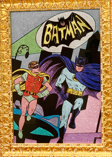 , 'Batman y Robin,' 2019, Larenland Art Space