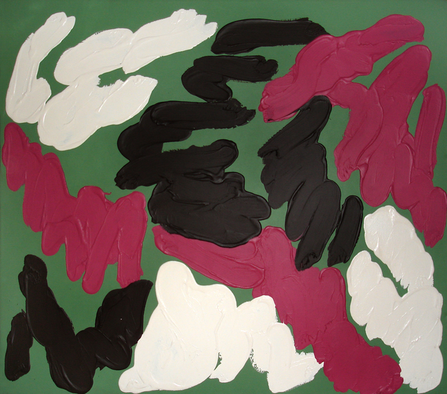Pierre Dunoyer, 'Green', 1982, Nohra Haime Gallery