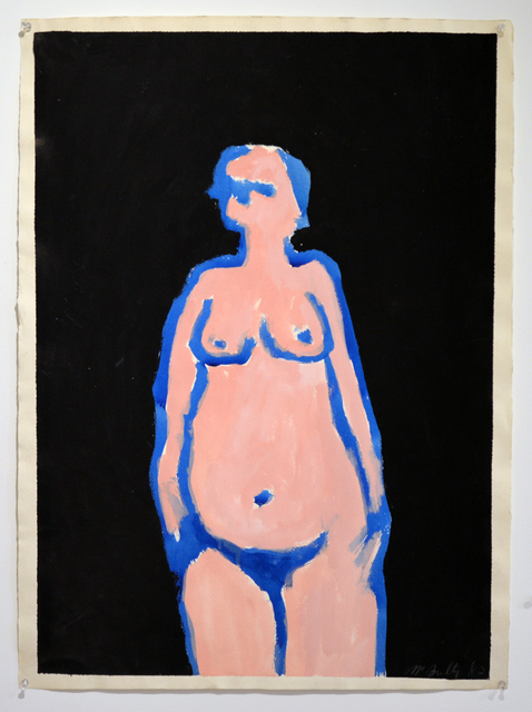 , 'Nude 2,' , Carter Burden Gallery