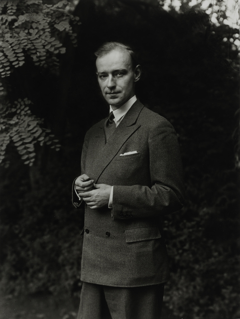 August Sander, 'Publisher [Kurt Neven DuMont], 1933', Galerie Julian Sander