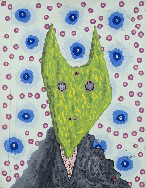 , 'Wolfgang (the Lizard) Before The War,' 5, Cavin-Morris Gallery