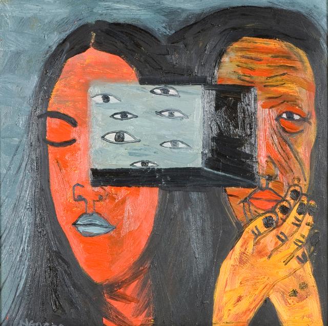 , 'Grandmother's Eyes,' 2008, Ai Bo Gallery