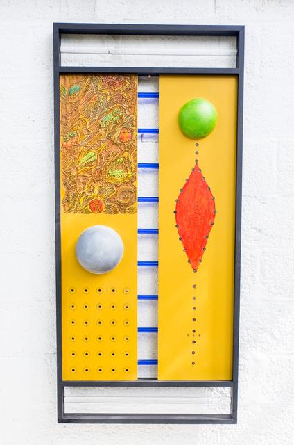 , 'Ahmetrix,' 2017, Carter Burden Gallery