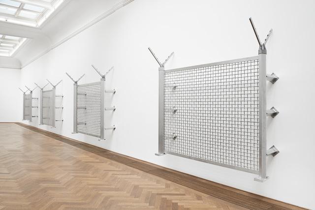 , 'VERTICALSEAT,' 2016, Kunsthalle Basel