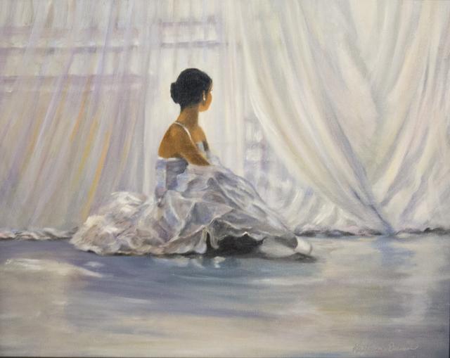 , 'Ballerina,' 2018, Eastend Studio and Gallery