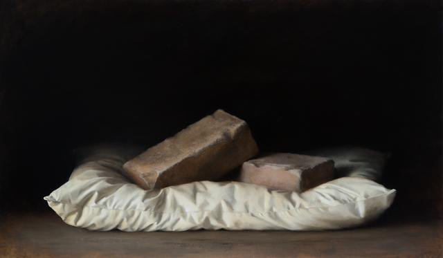 , 'Bricks on Pillow,' 2019, Zemack Contemporary Art