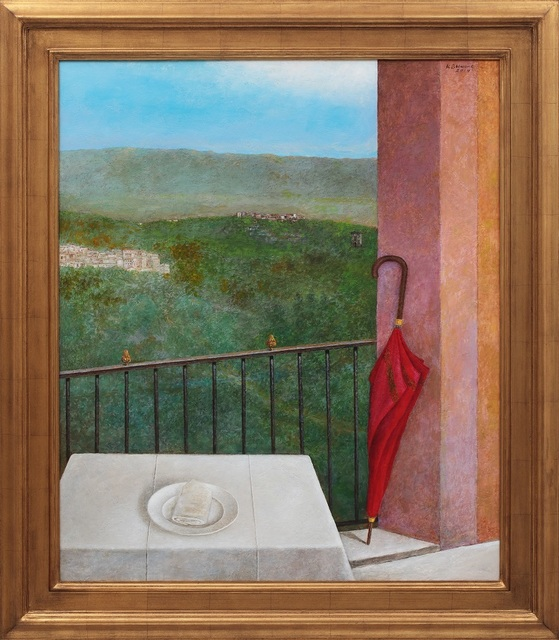 , 'Dining Table,' 2014, The Columns Gallery