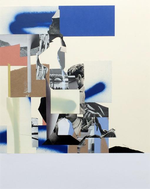 , 'Untitled 4,' 2017, RuArts Gallery