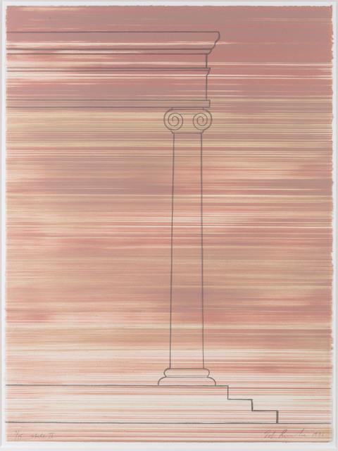 Ed Ruscha, 'Roadrunner, State I', 1998, Leslie Sacks Gallery