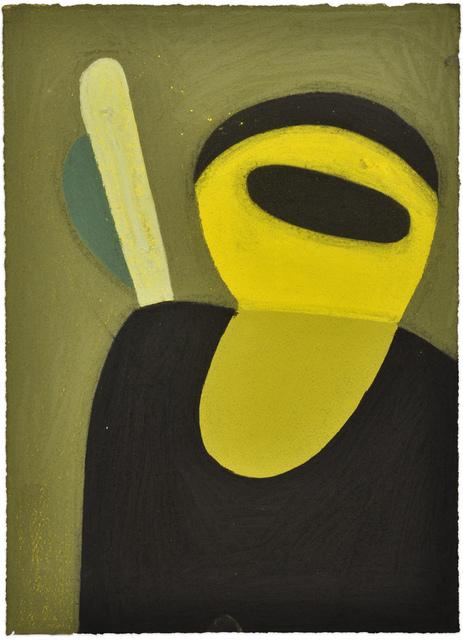 , 'Untitled (Masked man),' 2013, Fleisher/Ollman