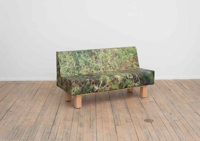 , 'Bench (Meadow Chair),' 2015, Volume Gallery