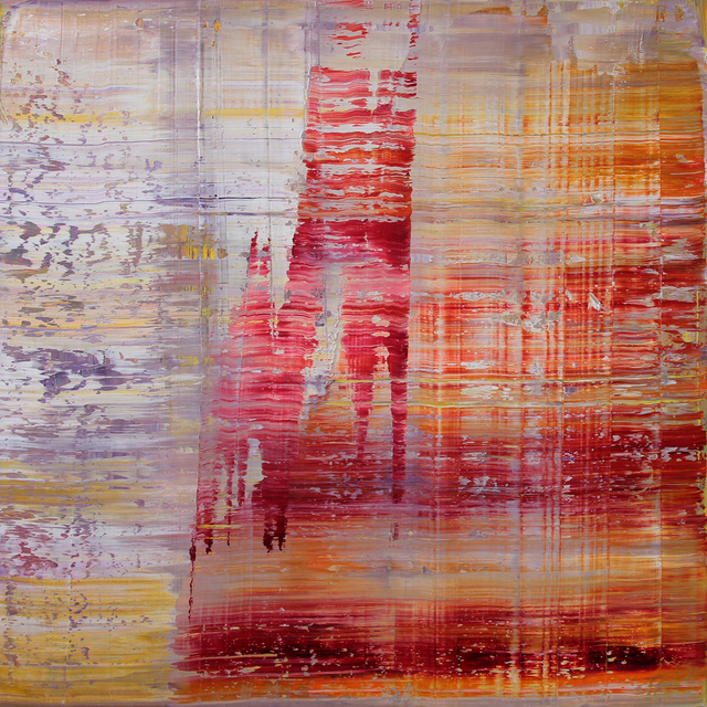 , 'abstract N° 1177 [Sunshine State] ,' , Saatchi Art