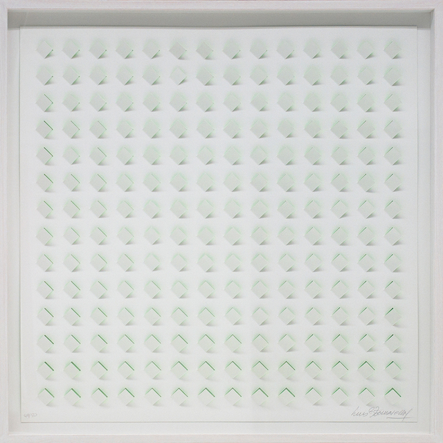, 'ST Verde 3A (green),' 2012, Nikola Rukaj Gallery