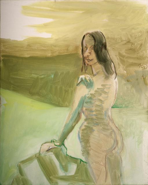 , 'Untitled VI,' 2017, GOLESTANI