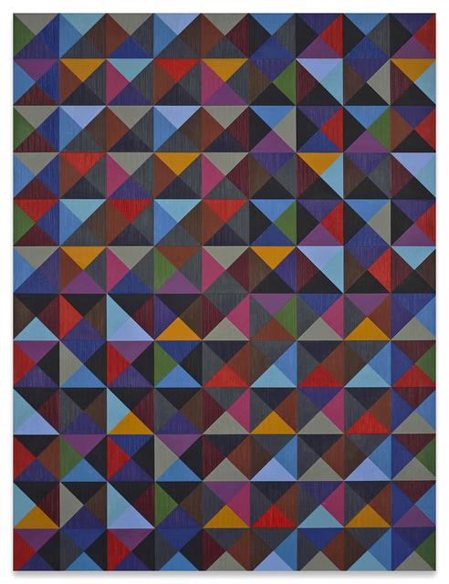 Karl Benjamin, '#8, 1967', 1967, Painting, Oil on canvas, Brian Gross Fine Art