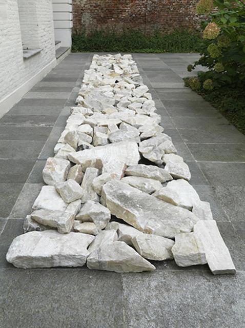 , 'White Onyx Line,' 1990, CARDI GALLERY