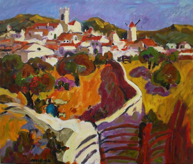 , 'Mercadal, Menorca,' 2016, Caldwell Snyder Gallery