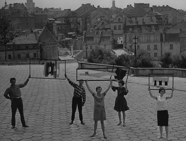 ", 'Lublin, 1962, ""Zamek"" artists group,' 1962, Le Guern Gallery"
