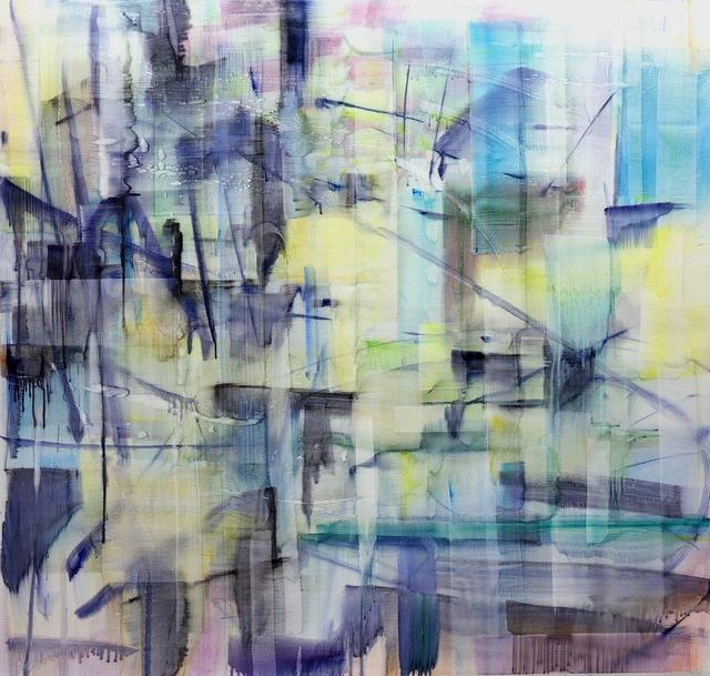 , 'Fenster 5,' 2016, Galerie Andreas Binder