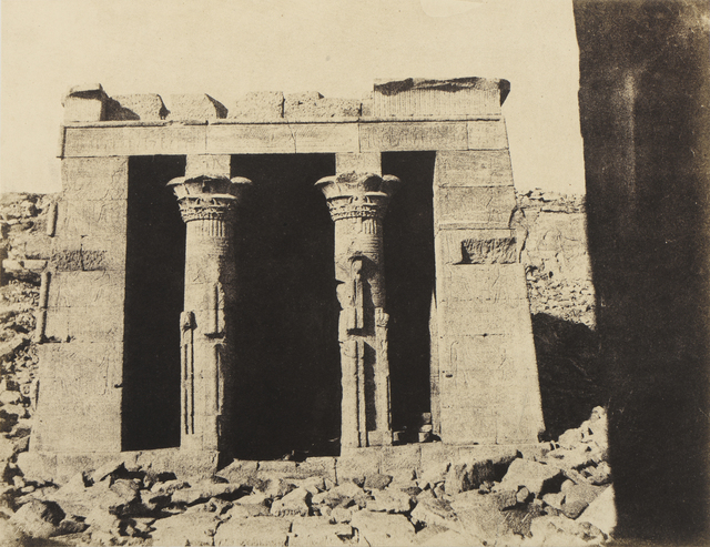 , 'Dendour: Temple 2, Egypt,' 1854, Contemporary Works/Vintage Works