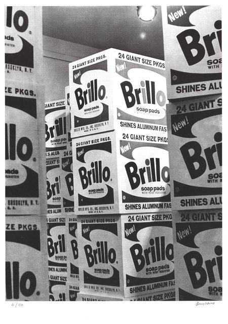 Billy Name, 'Brillo', ArtWise