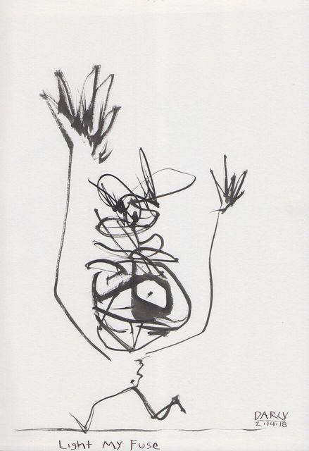 Brad Darcy, 'Light My Fuse', 2018, NUNU FINE ART