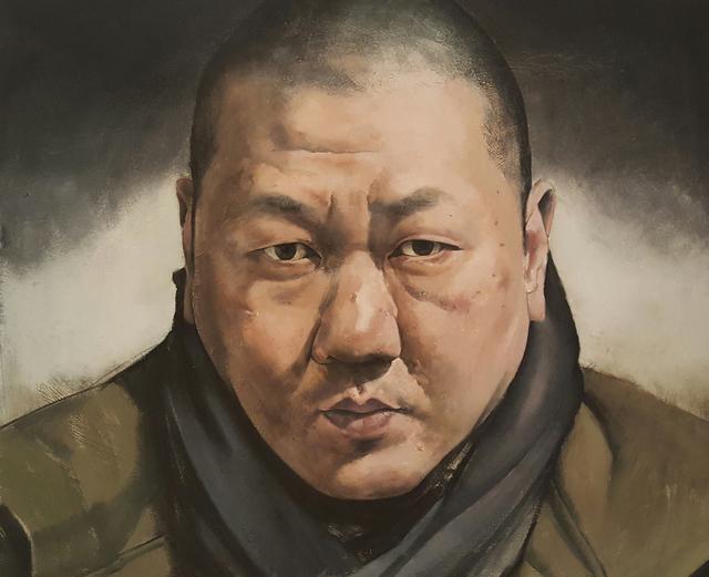 , 'Benedict Wong,' 2016, Pontone Gallery
