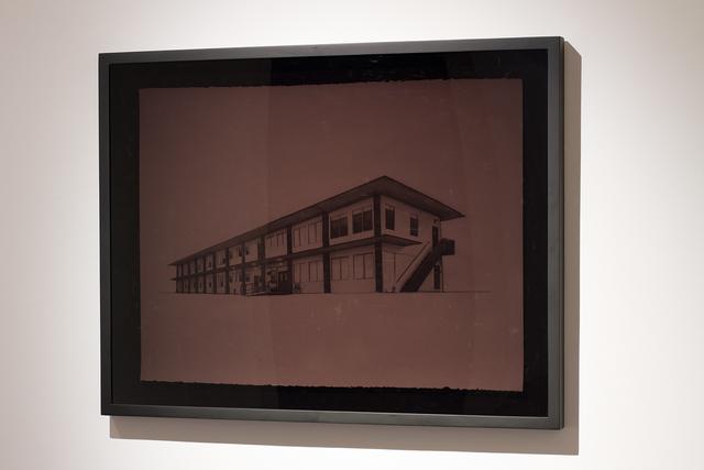 Simon Bilodeau, 'Ce que l'on ne voit pas qui nous touche: dessin', 2014, Art Mûr