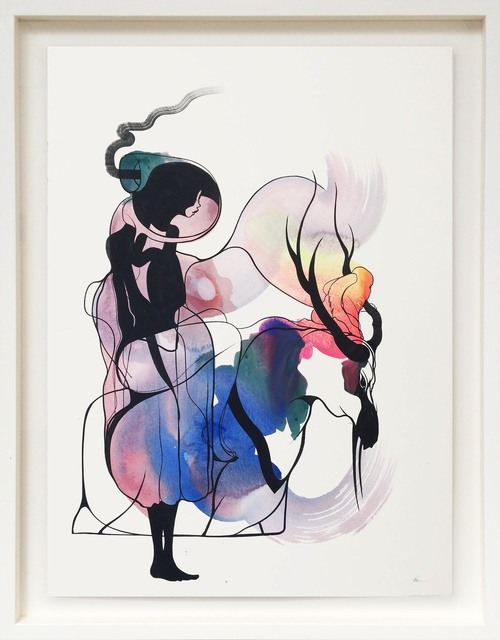 , 'Xi She,' 2016, StolenSpace Gallery