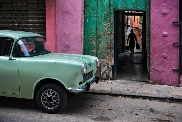 , 'Russian Car Old Havana, Cuba,' 2010, Sundaram Tagore Gallery