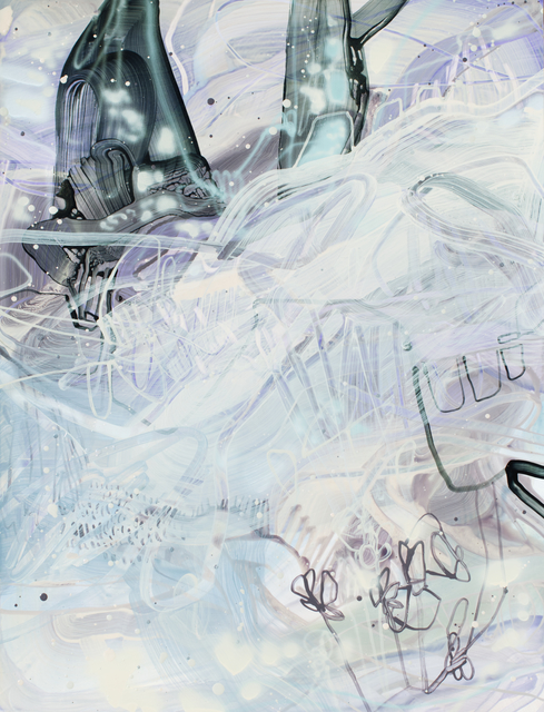 Dana Oldfather, 'Water Parts 1', 2019, Kathryn Markel Fine Arts