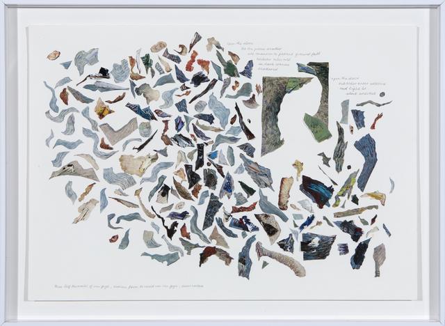 , 'Quartet for Van Gogh,' 2018, Sulger Buel Gallery