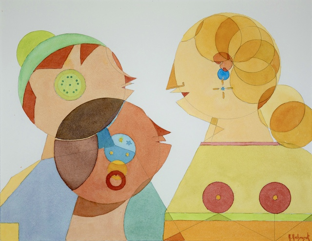 Annemarie Ambrosoli, 'Conversation', 2018, Ambrosoli I.T.V. Art