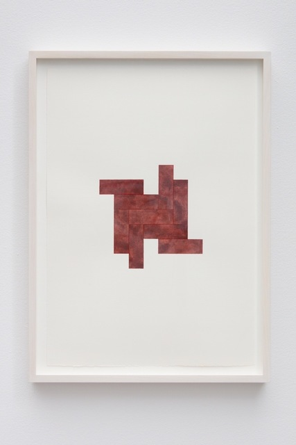 , 'Floor I,' 2016, Sean Kelly Gallery