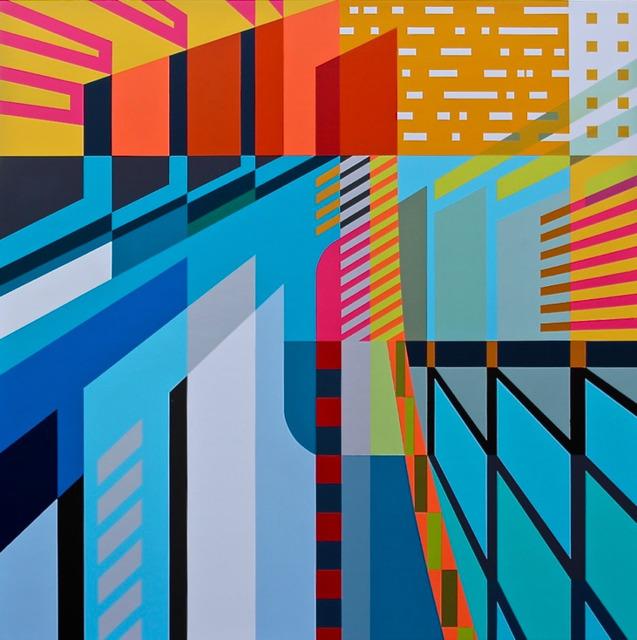 Jessus Hernandez, 'ATLANTIS', 2016, Joerg Heitsch Gallery