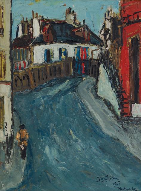 Chia Yu Chian, 'Paris - Montmarte', 33 Auction