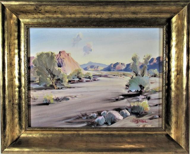 Frederick Richard Chisnall, 'Desert Scene', ca. 1960, Joseph Grossman Fine Art Gallery
