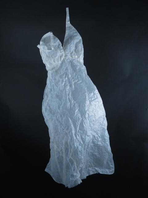 , 'White Slip,' 2011, Carrie Haddad Gallery