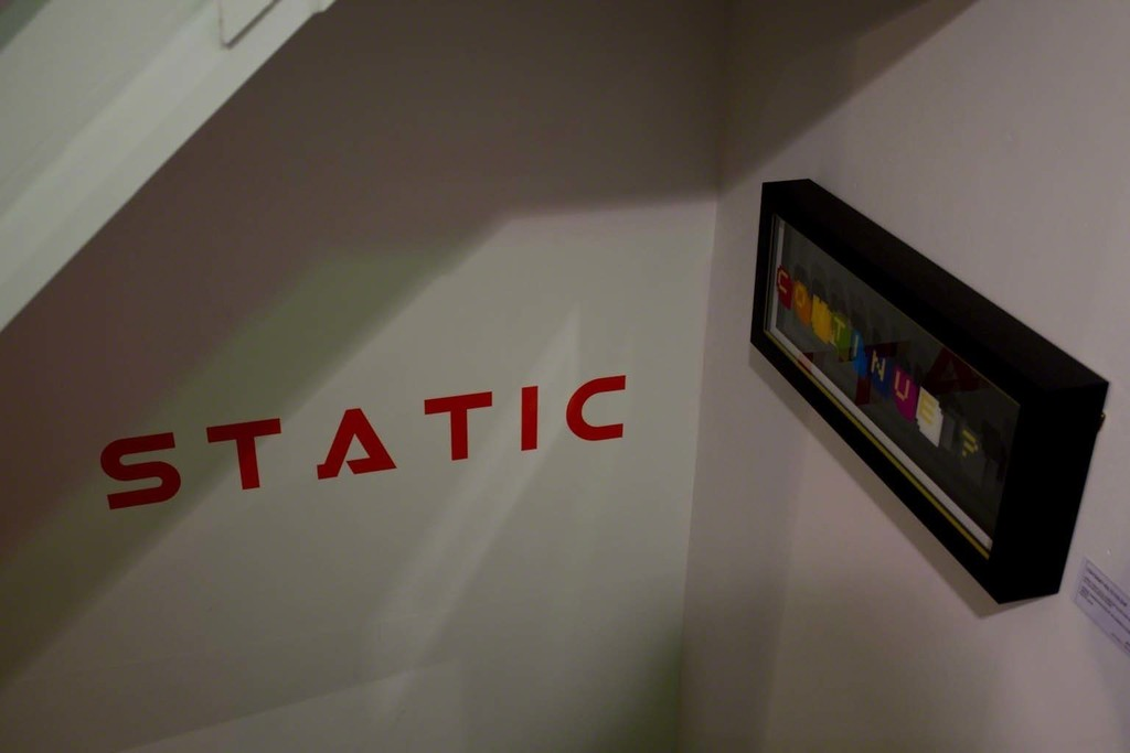 STATIC - Press Play : Private View. 14/01/16