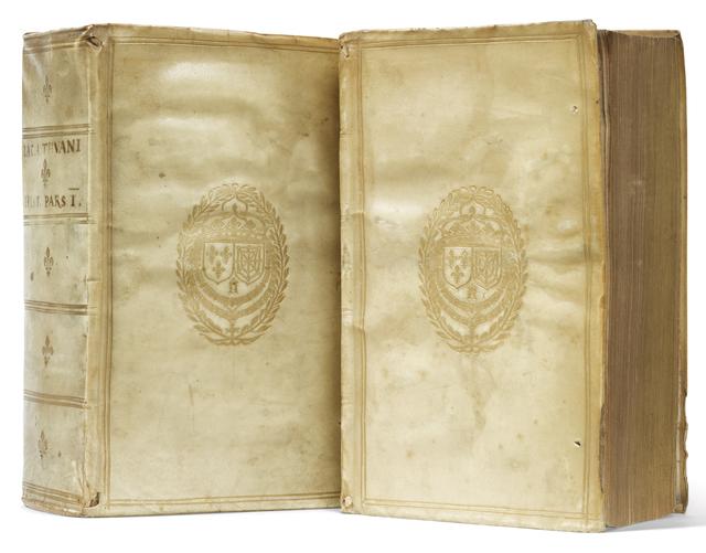 , '[Histoire de mon temps] Historiarum Sui Temporis,' 1604, Librairie Amélie Sourget