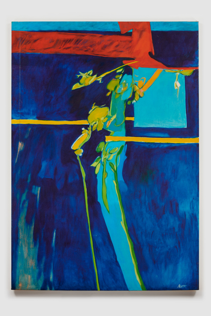 , 'Untitled I (Blue Red),' ca. 1970, Susan Eley Fine Art