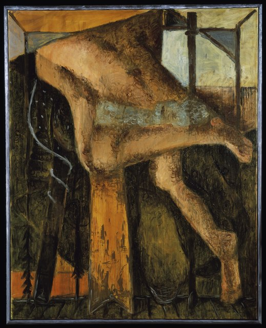 Markus Lüpertz, 'Frühling (nach Poussin), 1989', 1989, Ditesheim & Maffei Fine Art