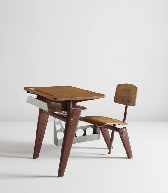 Jean Prouvé, 'School desk', ca. 1950, Phillips