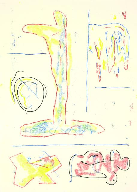 , 'Sunny Side Down, No. 8,' 2015, Nathalie Karg Gallery