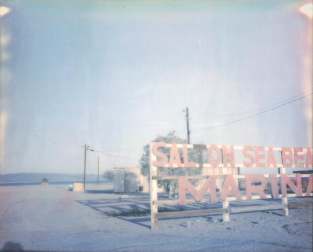Stefanie Schneider, 'Salton Sea Beach (California Badlands)', 2016, Instantdreams