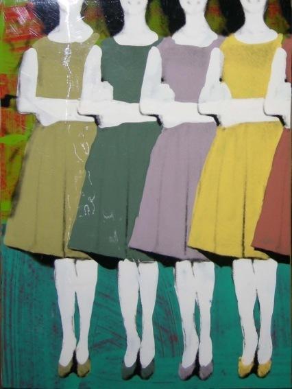 Carolina Convers, 'Skirts Study', 2013, RoFa Projects