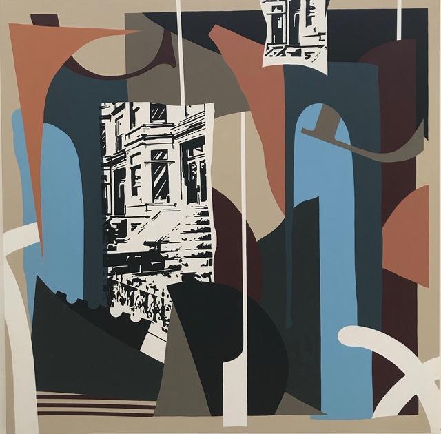 , 'Pavillonnaire ,' 2018, Ground Effect Gallery