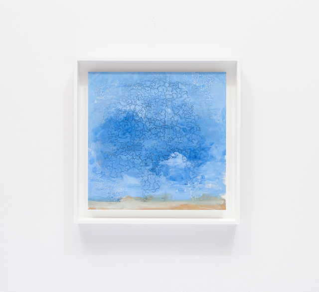 , 'Not That It Is Needed Now (Oak) VI,' 2015, Rhona Hoffman Gallery